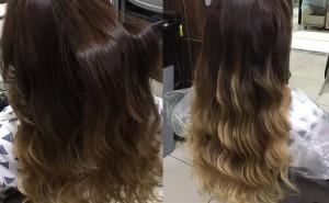 Работы парикмахеров-стилистов