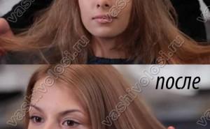 Ламинирование волос Estel