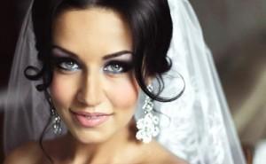 Как избежать ошибок при создании макияжа невесты?