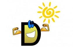Солнечное воздействие в виде витамина D на организм человека